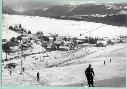 JOUGNE - CPSM - Le Champ De Ski - France