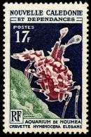NOUV.-CALEDONIE 1964 - Yv. 324 ** TB Var.  Cote= 5,50 EUR - Hymenocera Elegans ..Réf.NCE22879 - Neukaledonien