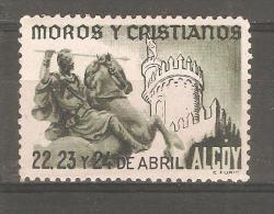 Viñeta Moros Y Cristianos De Alcoy. - Spanien