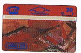 AUSTRIA - TELEKOM AUSTRIA (L&G) -  1989 SYLVIA KUMMER: FUR IHRE WERBUNG  TIRAGE 3000  -  MINT  -  RIF. 8895 - Austria