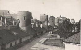 TALLINN (ESTONIE) CARTE PHOTO VUE PANORAMIQUE 1927 - Estonie
