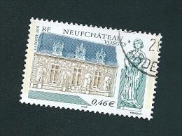 N° 3525 Neufchâteau - Vosges  France 2002 Oblitéré - France