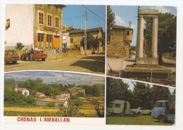 Isère - 38 - Chonas L'amballan - Café Tabac Multi Vues - Autres Communes