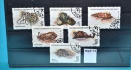 mg0110 Meeresschnecken, Schnecken, mollusks, Madagaskar 1992