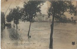 Agde Les Innondations Du 26 Septembre 1907 - Agde