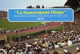 Témoins De Jéhovah - Assemblée De District Des Témoins De Jéhovah - 1975 - Ohne Zuordnung