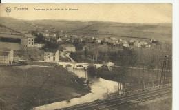 FORRIèRES...Panorama De La Vallée De La Lhomme. - Nassogne