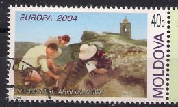 2004 Moldau Moldava      Yv  422  Mi. 487used - 2004