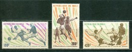 MALI  Perforated Set Mint Without Hinge - World Cup