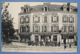 L'HOTEL MODERNE à LAVAL / 1928 - Laval
