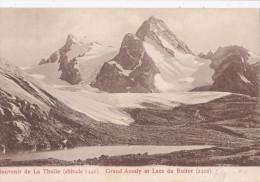 LA THUILE -  GRAND ASSALY ET LACS DU RUITOR  AUTENTICA 100% - Aosta
