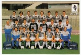 SQUADRA F.C. JUVENTUS - CAMPIONATO CALCIO 1986/87 - Vedi Retro - Calcio