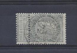 N°63 GESTEMPELD Malines (Station) SUPERBE - 1893-1900 Thin Beard