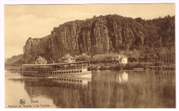 I2405 Dave - Rochers De Neuviau - Le Touriste - Barche Boats Bateaux / Non Viaggiata - Namur