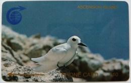 ASCENSION ISLANDS - GPT - £10 - 1CASC - Used - Ascension