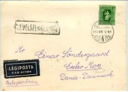 Hungary Airmail - Airmail