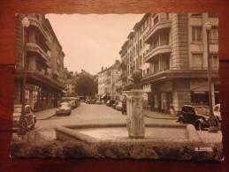 Epinal Rue Du Boudiou Cpm - Epinal