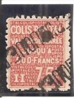Francia-France Nº Yvert  Paquete Postal 98 (usado) (o) - Paquetes Postales