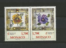 2006 MNH Monaco, Postfris - Monaco