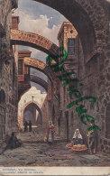 Jerusalem, Via Dolorosa, Um 1906 - Israele
