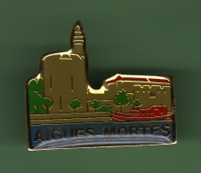 AIGUES-MORTES *** N°3 *** (1004) - Cities