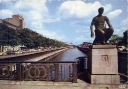 Charleroi - La Sambre - 6 - Formato Grande Viaggiata Mancante Di Affrancatura - Charleroi