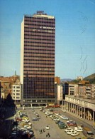 Charleroi - Place Albert I - 1017 - Formato Grande Viaggiata Mancante Di Affrancatura - Charleroi