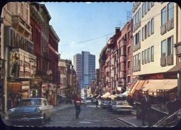 Charleroi - Rue De La Montagne - 3502 - Formato Grande Viaggiata Mancante Di Affrancatura - Charleroi