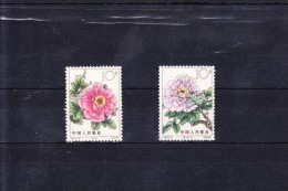 CHINA1-35 2 MINT STAMPS WITHOUT GUM. - 1949 - ... People's Republic