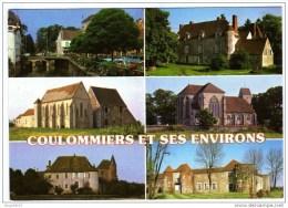 Prix Fixe -  Coulommiers Et Ses Environs - Le Fourcheret - Doué - La Commanderie - Launoy Renault - 2-9/2 - Coulommiers