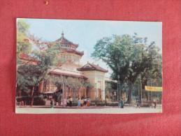 Vietnam   Saigon  Museum ----------               -------- ---ref 1728 - Vietnam