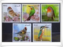 IRAQ STAMP / New Issues // STAMPSET IMMIGRATION BIRDS 2015 (MNH) 2015 ( MNH ) - Iraq