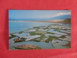 Vietnam Typical Hamlet In Rice Paddy Area View Taken Qui Nhon- An Khe-  --------- ------ref 1728 - Vietnam