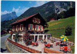 MIEX SUR VOUVRY - Café Restaurant Des Cornettes - VS Valais
