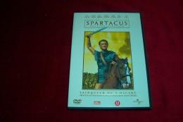 SPARTACUS  DOUBLE DVD - Histoire