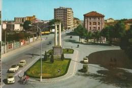 PIACENZA PIAZZALE ROMA E MONUMENTO ALLA LUPA
