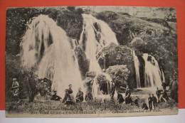 BAUME LES MESSIEURS  ---Grande Cascades Des Tufs - Baume-les-Messieurs