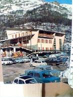 OROPA  PARTENZA FUNIVIA  MUCRONE  AUTO CAR  MINI MINOR  FIAT 124  LANCIA  SIMCA    N1975  ES14846 - Biella
