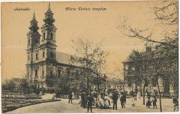 Szabadka Maria Terezia Templom Edit Vasuti - Serbie
