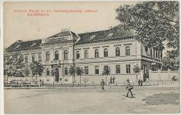 Szabadka  Gromon Dezso M. Kir. Honvedgyalogsagi Laktanya - Serbie