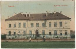Temesvar Timisoara Gyermek Poliklinika  P. Used Arad 3 Stamps To Cuba 1925 - Roumanie