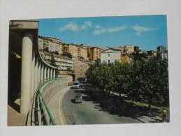 POTENZA - Viale Dante - Corriera - Auto