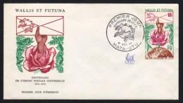 WALLIS ET FUTUNA - MATA-UTU - UPU / 1974 - PA 56 SUR ENVELOPPE FDC (ref 5264) - Covers & Documents