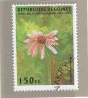 Rep. Guinea 1995  -  Yt 1061  Used    Fiori - Orchids