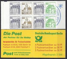 ALLEMAGNE BERLIN - N° Yvert  - CARNET C574b - Neuf Sans Charnière - LUXE - Markenheftchen