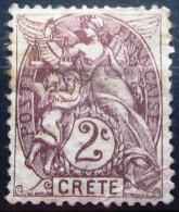 CRETE               N° 2                NEUF* - Creta (1902-1903)