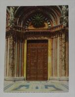 SIENA - Duomo - Porta Centrale