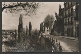 BERGA - Carretera De Ribis -  Route De Ribis / Ed. Zerkowitz N° 10000  / Non Voyagée / Avant 1955 - Barcelona