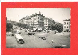 69 LYON Cpsm Place Gabriel Péri Edit La Cigogne - Lyon