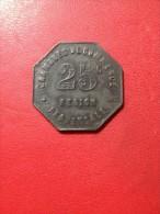 """25 C 1918""""CHAMBRE DE COMMERCE REGION PROVENCALE"""" - Monetari / Di Necessità"""